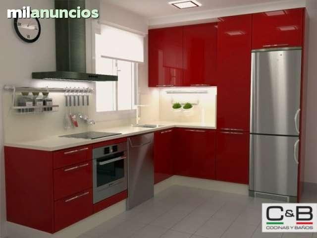 MIL ANUNCIOS.COM - Muebles de cocina a medida reformas