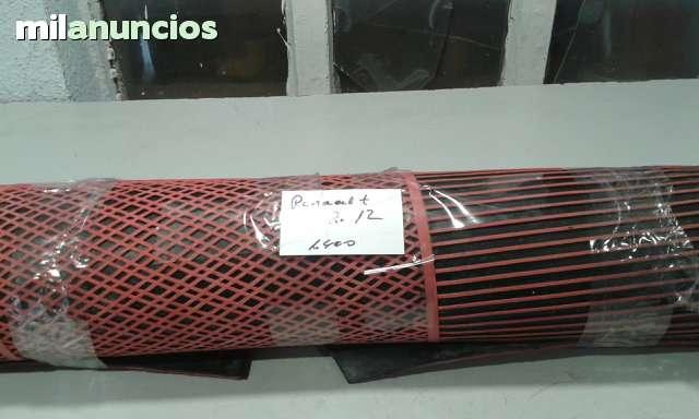 ALFOMBRAS DE GOMA RENAULT R12 , 1400