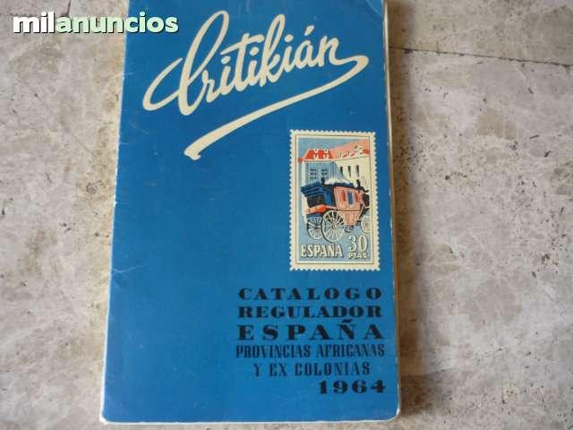 Catálogo Sellos
