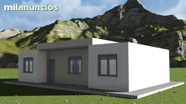 Mil anuncios com casa prefabricada de hormigon con solar - Ofertas de casas prefabricadas de hormigon ...