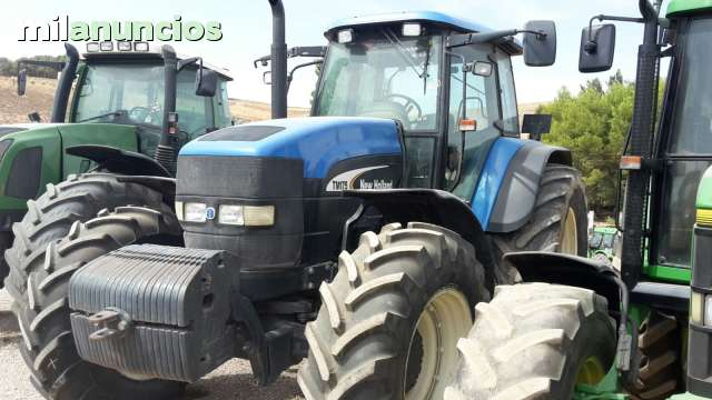 NEW HOLLAND - TM 190. EJE SUPER STHILL