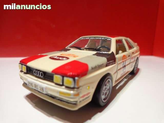 Audi Quattro - Rally San Remo 1981