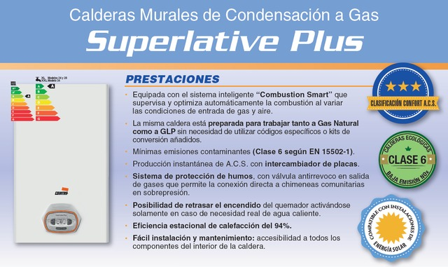 COINTRA SUPERLATIVE CONDENS 32KW