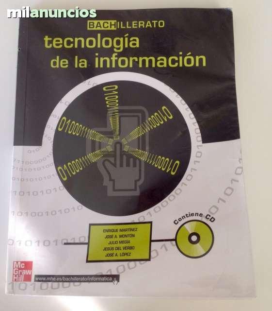 TECNOLOGÍA DE LA INFORMACIÓN 1 BACHILLER