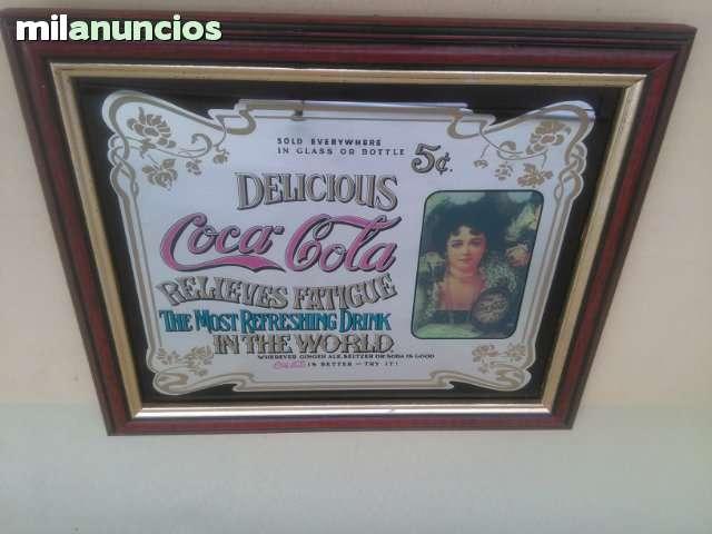 Cuadro Delicius, Cocacola