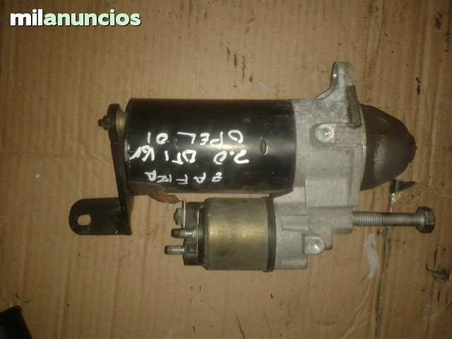 MOTOR ARRANQUE OPEL 2. 0DTI 16V 2001