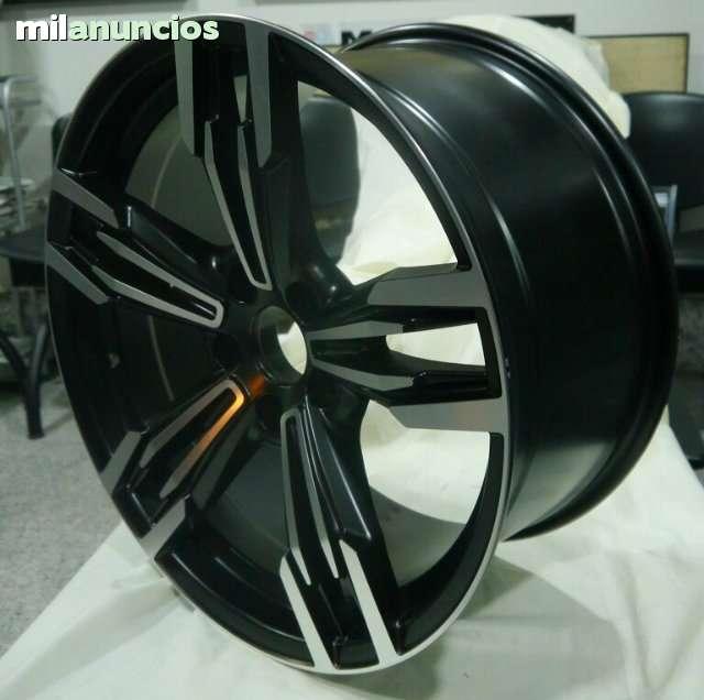 KIT 4 LLANTAS BMW M6 GRAN COUPE BLACK 20