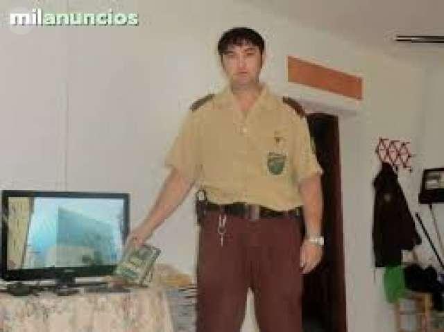 GUARDA DE FINCA Y DE CAZA GESTOR