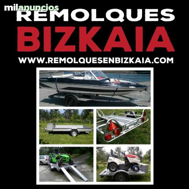 ALQUILER DE REMOLQUES PARA 1 Y 3 MOTOS