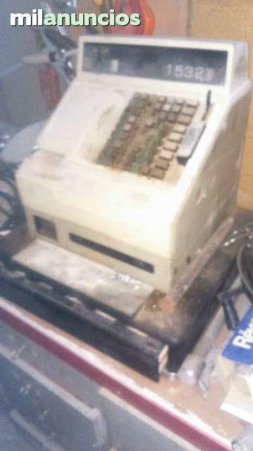 Maquina Registradora Antigua Ncr