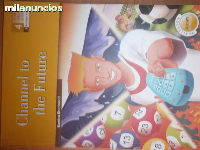 CHANNEL TO THE FUTURE INGLES 4ESO
