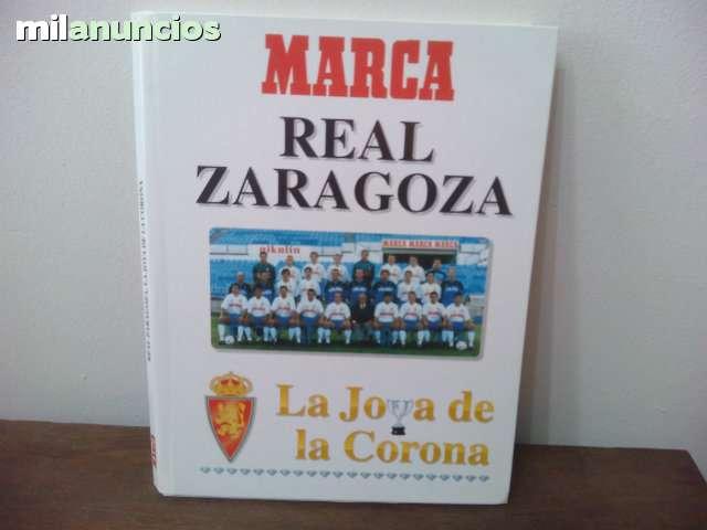 Real Zaragoza Marca La Joya De La Corona
