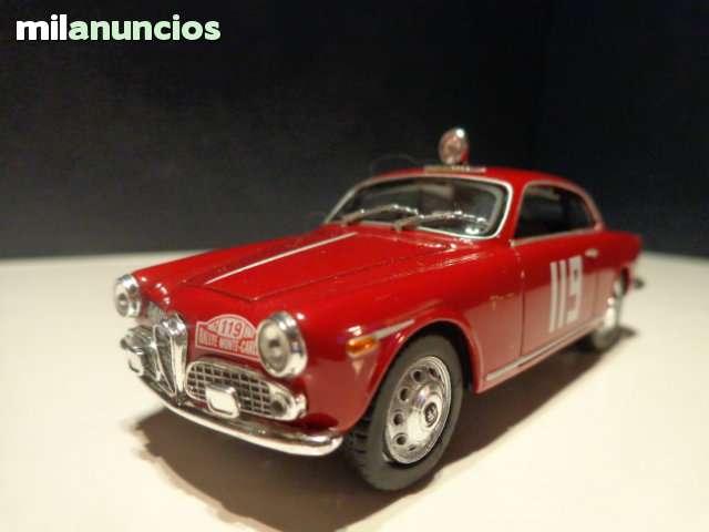 Alfa  Romeo Giulietta Sprint -1959