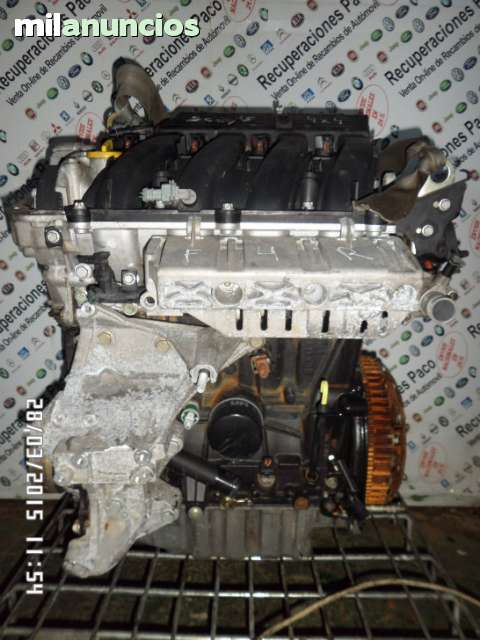 DESPIECE DE MOTOR RENAULT F4RC744 2. 0I