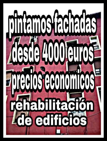 PINTAMOS TU FACHADA DESDE 4000 E - foto 1