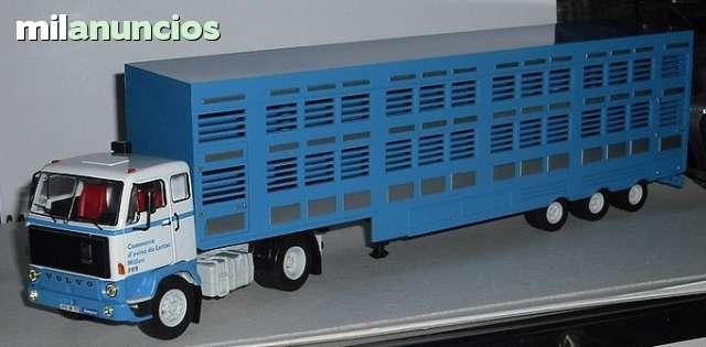 Camion Volvo F89 (1970-1977) Remolque Tr