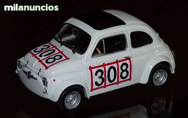 Fiat 500 Abarth 695 Assetto Corsa Escala
