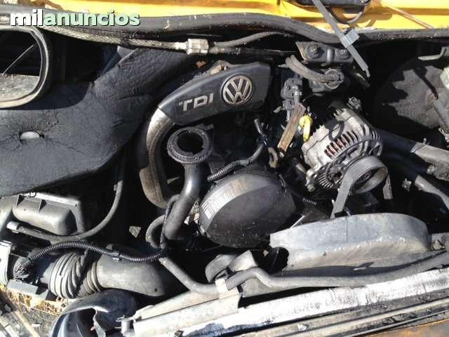 MOTOR COMPLETO VW LT 2. 5TDI AÑO 2005