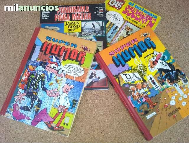Super  Humor Y Otros Comics