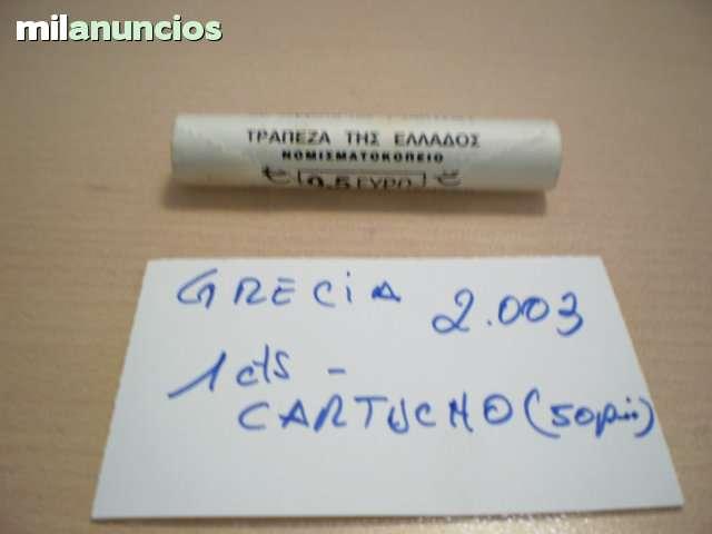 Grecia **2003** Un Centimo******