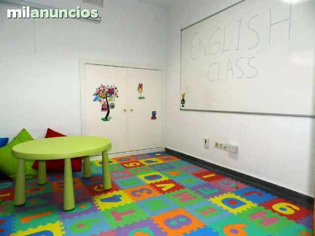 CLASES: INGLÉS Y FRANCÉS