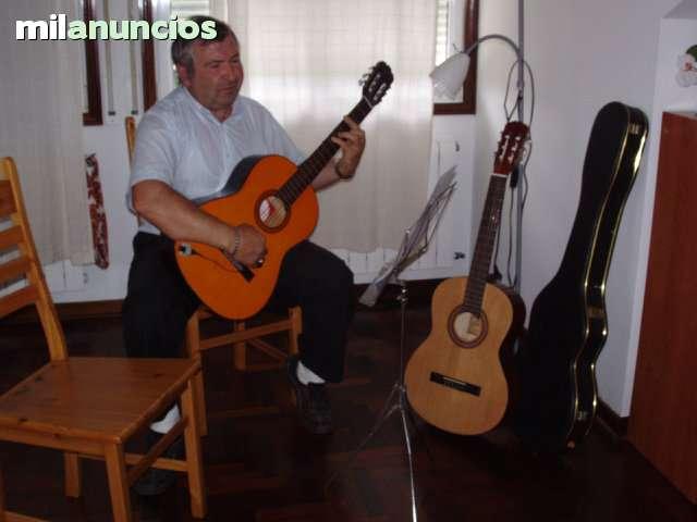 CLASES DE GUITARRA ESPAÑOLA - foto 1