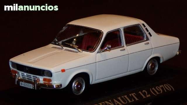 Renault 12 Escala 1:43 De Altaya En Su C