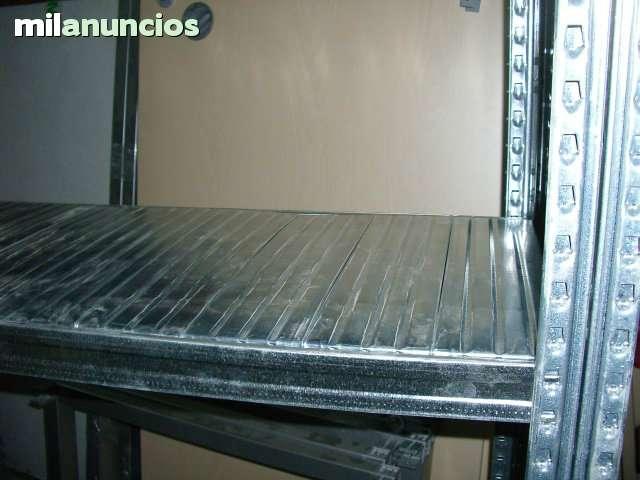 ESTANTERIAS DE CARGA Y PALETIZACIÓN - foto 5
