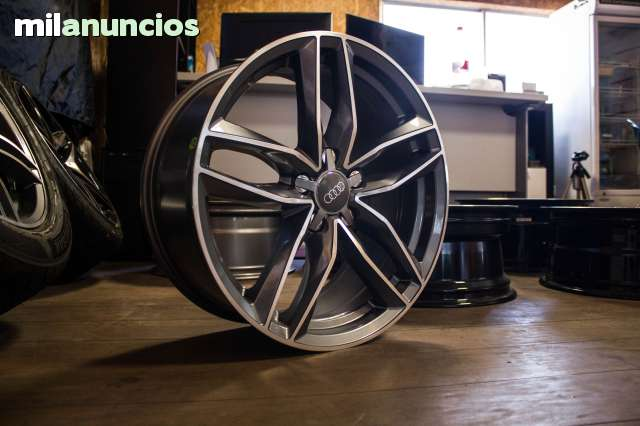 LLANTAS RS6 NEW 15 NEUMÁTICOS