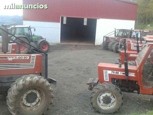 COMPRAMOS TRACTORES - FIAT