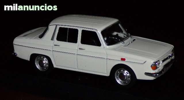 Renault 10 Escala 1: 43 De Altaya  En Ca