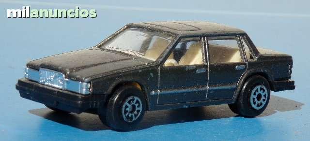 Volvo 760 Gle Aprox Escala 1:64 De Mc To