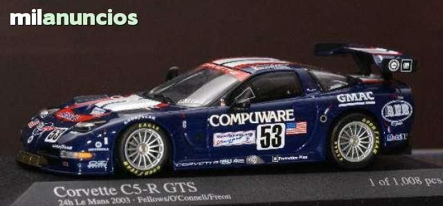 Corvette C5-R Gts 24 Horas De Lemans 200