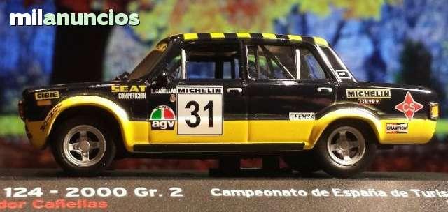 Seat 124 2000 Gr-2 Campeonato De España