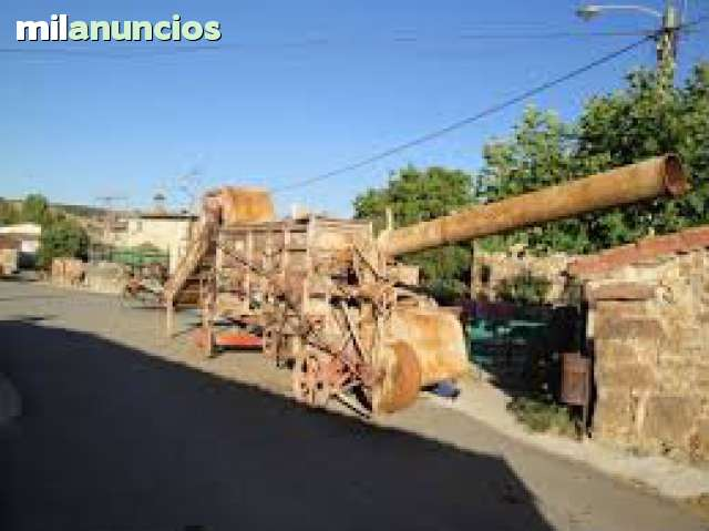 COMPRO TRILLADORAS EMPACADORAS TRACTORES