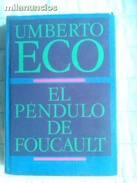 EL PENDULO DE FOUCAULT - foto 1