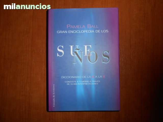 GRAN ENCICLOPEDIA DE LOS SUEÑOS - foto 1