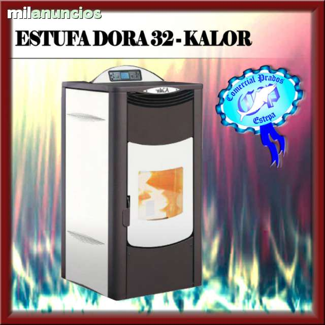 ESTUFA VISTA DORA 32 - KALOR