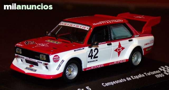 Seat 131 -2100 Gr 5 Campeonato De España