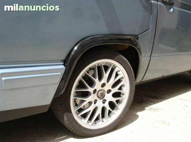 MOLDURAS DE PASOS DE RUEDA VW T3 - foto 3