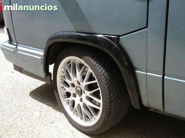 MOLDURAS DE PASOS DE RUEDA VW T3 - foto 4