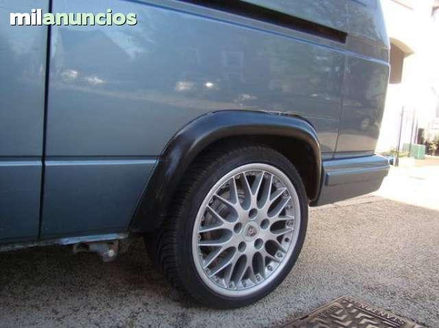 MOLDURAS DE PASOS DE RUEDA VW T3 - foto 5
