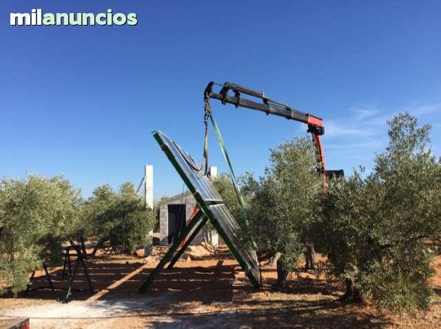 BOMBAS DE RIEGO CON PANELES SOLARES - foto 2