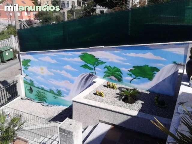 DECORACIÓN GRAFFITI - foto 4