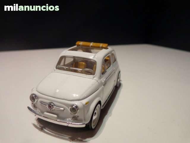 Fiat 500 - 1957 - Solido