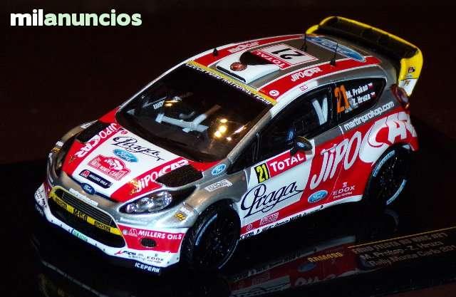 Ford Fiesta Rs Wrc Rallye De Montecarlo