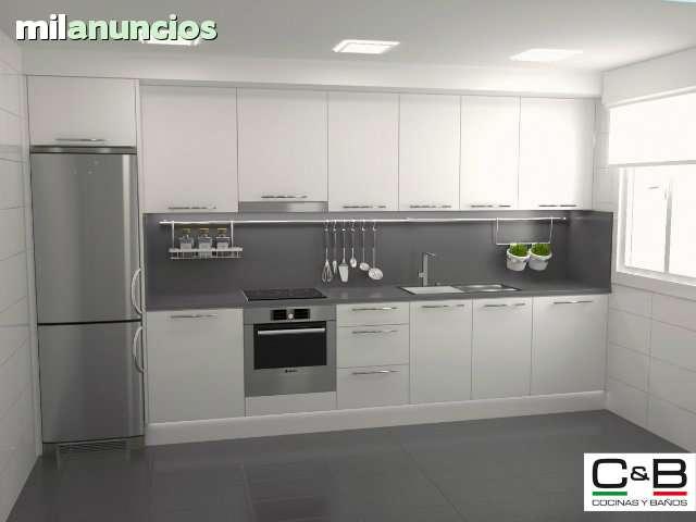 MIL ANUNCIOS.COM - Cocina de formica color a elegir