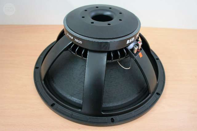 ALTAVOCES BSP 18X800 8 Y 4 OHM 800WTS