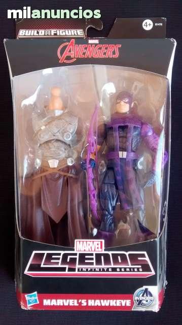 Halcon Infinite Ojo Legends Marvel De 76IbfYygv