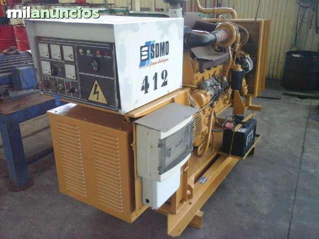 GENERADOR SDMO CMS 100 KVA - foto 2